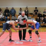 Wrestling vs Elkhart Central (Jan 14)