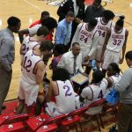 Boys Basketball Win ins Rout over Panthers
