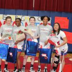 Girls Basketball Falls to Washington on Senior Night