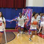Girls Basketball vs SB Washington (Jan 17)