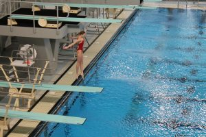 Girls Diving NIC Championships (Jan 18)