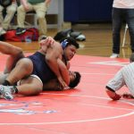 Wrestling Loses to Penn in Final Dual of Season