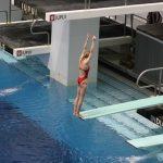 Girls Diving IHSAA State Championships (Feb 15)