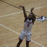 Boys Basketball Opens up Post Season with Win