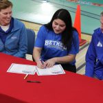 Tania Gonzalez Signs to Swim at Bethel University