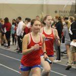 Girls Track and Field Begins Season at Trine Qualifier