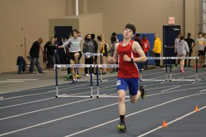 Boys Track and Field Trine Qualifier (March 7)