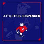 John Adams Athletics Events Suspended