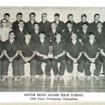 History Flashback – 1966 Boys Swimming and Diving State Champions