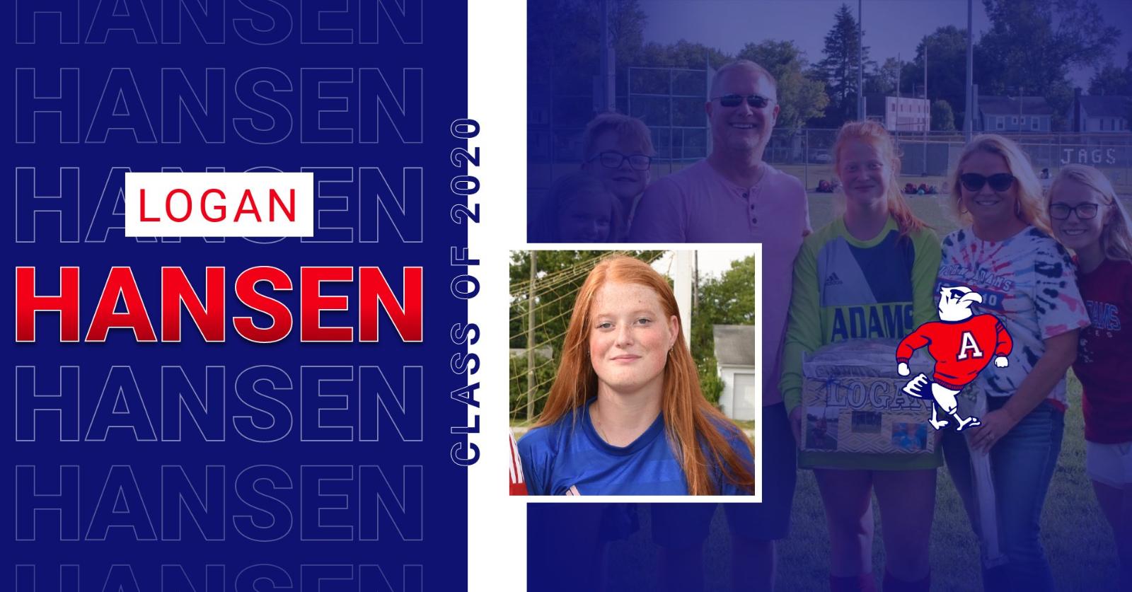 Senior Highlight – Logan Hansen