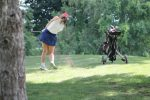 Girls Golf Splits NIC Match with Penn and Clay