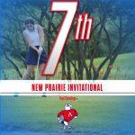 Girls Golf Finishes 7th at New Prairie Invitational