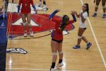 Volleyball Falls on Road to Concord