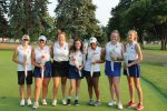 Girls Golf Falls on Senior Night to New Prairie