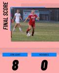 Girls Soccer Shut Out Mishawaka