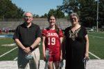 Girls Soccer Senior Day 2020