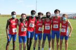 Boys Cross Country Wins Caston Invite, Neubauer Champion