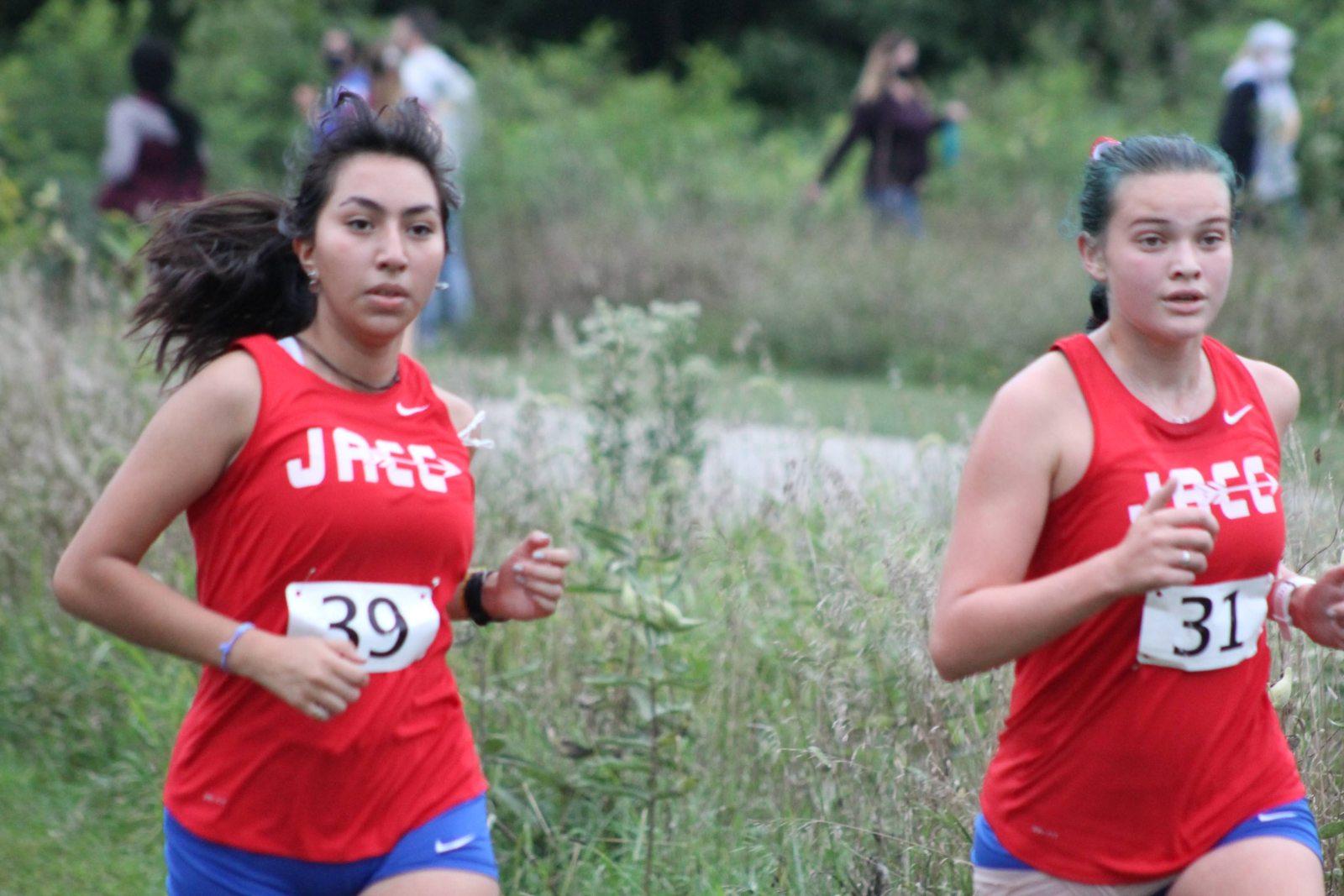 Girls Cross Country Minuteman Classic (Sept 12)