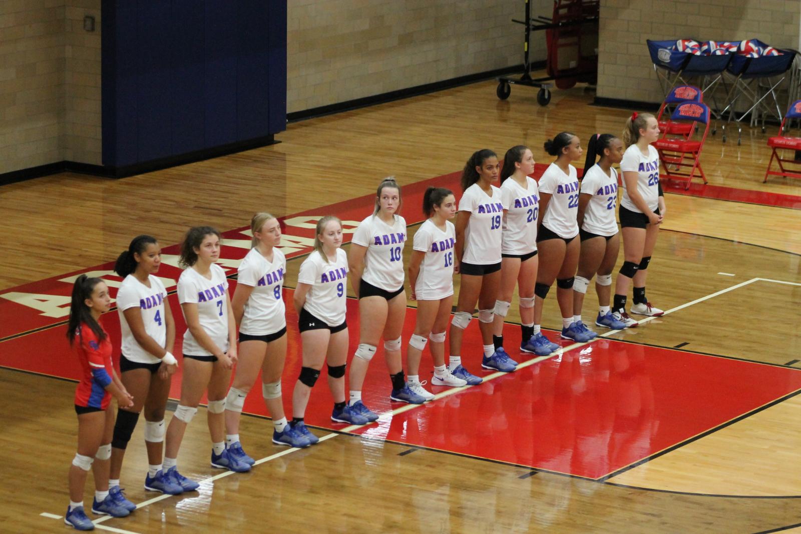 Volleyball vs SB Riley (Sept 10)