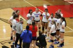 Volleyball Finishes 1-2 at RedHawk Invitational