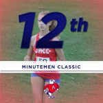 Girls Cross Country Competes in Minutemen Classic