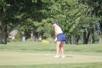 Girls Golf Competes in Final Regular Season Match