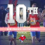 Boys Cross Country Finishes 10th at New Prairie Invtie