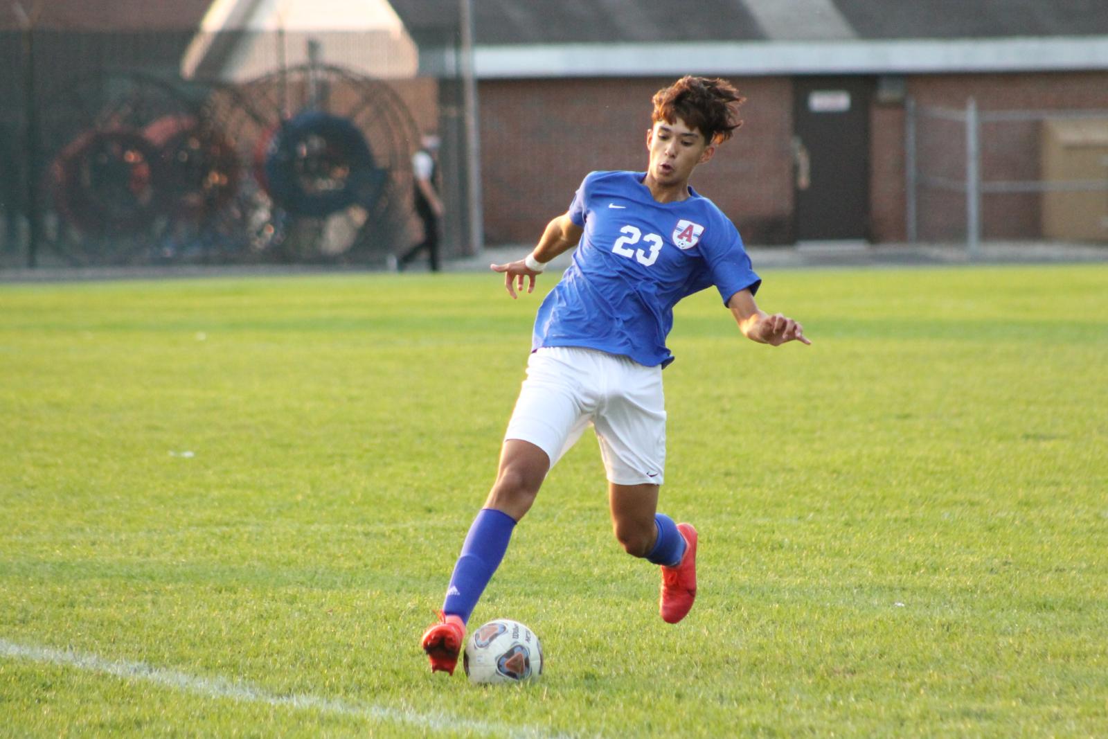 Boys Soccer vs Penn (Sept 16)