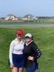 Girls Golf Season Ends at IHSAA Regional