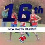 Boys Cross Country Runs at New Haven Classic