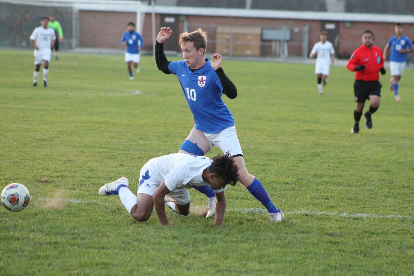 Boys Soccer vs Elkhart (Sept 30)