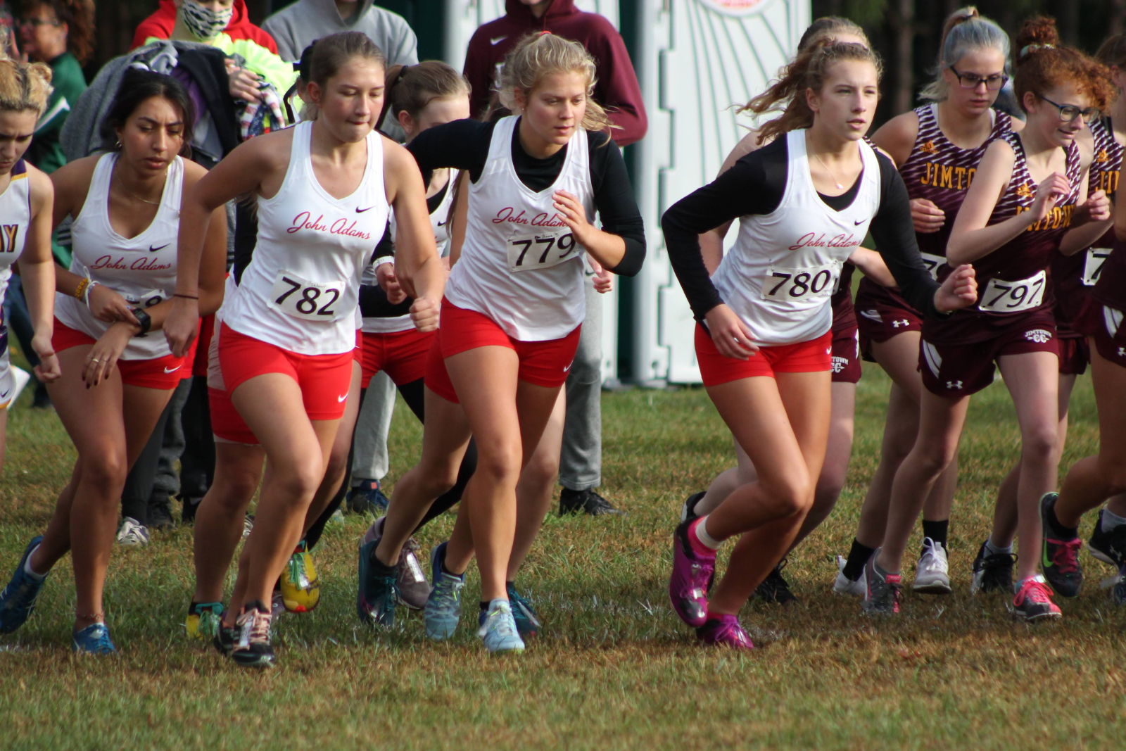 Girls Cross Country Northern Indiana Conference Meet (Oct 3)