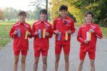 Boys Cross Country Sectional Meet (Oct 10)