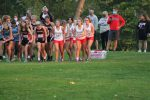 Girls Cross Country Sectional Meet (Oct 10)