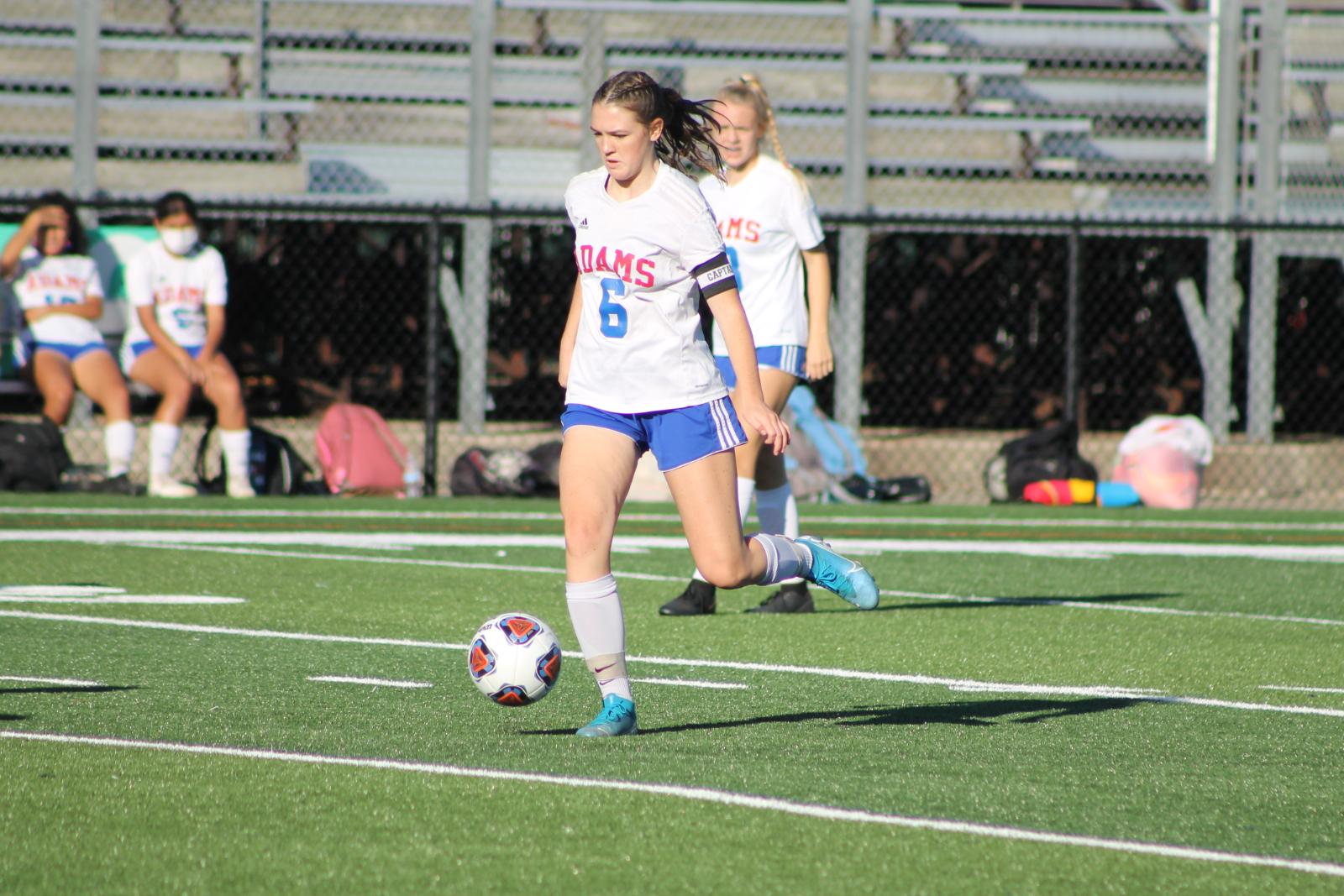 Girls Soccer Sectional vs SB Riley (Oct 8)