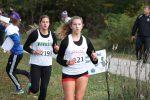 Girls Cross Country Season Ends at IHSAA Regional Meet