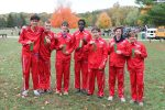 Boys Cross Country Advances to Semi State Meet