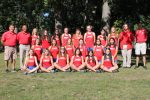 Girls Cross Country 2020