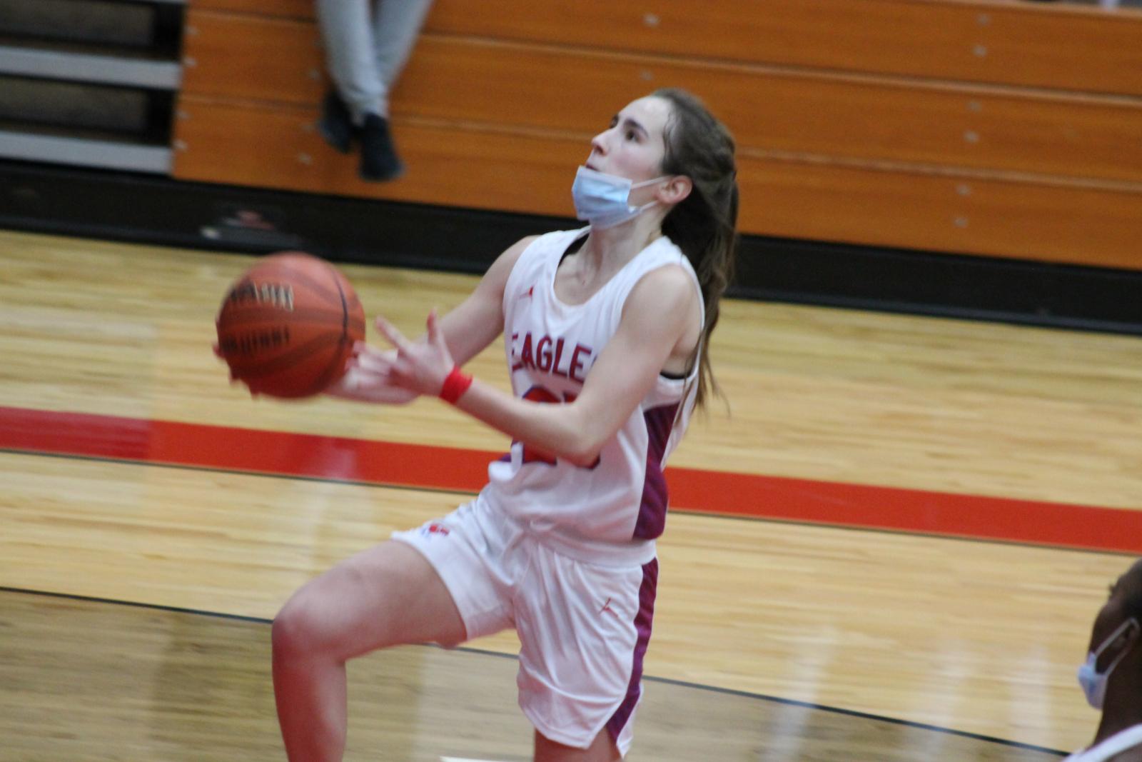 Girls Basketball vs SB Riley (Nov 24)