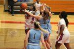 Girls Basketball vs SB St Joseph (Dec 3)