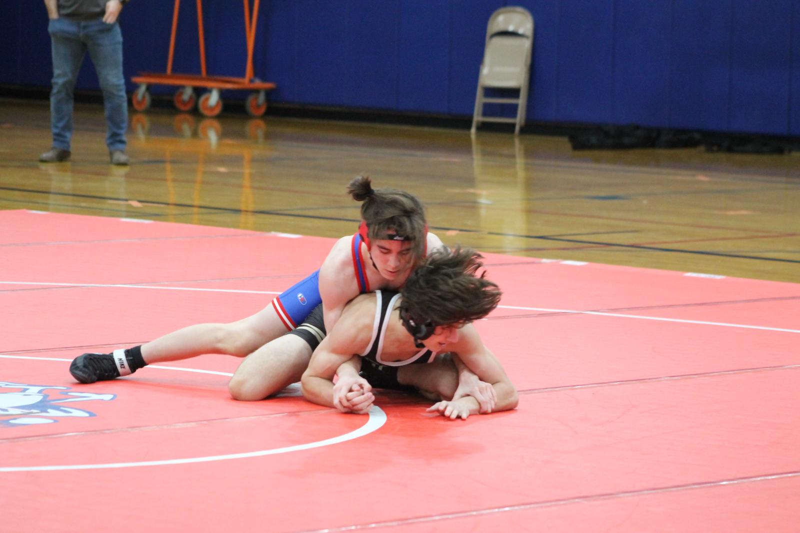 Wrestling vs Penn (Dec 9)