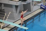 Girls Diving NIC Championships (Jan 16)
