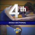Boys Wrestling Finishes 4th at Sectional; 5 Advance to Regional