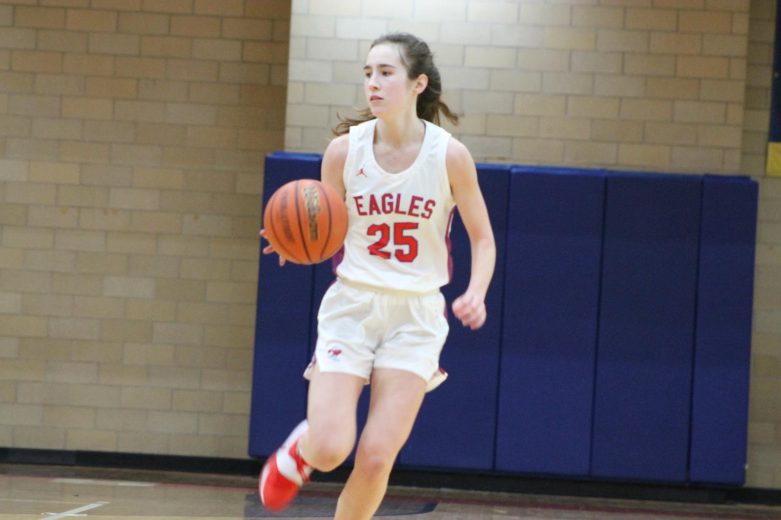 Girls Basketball vs Chesterton (Jan 30)