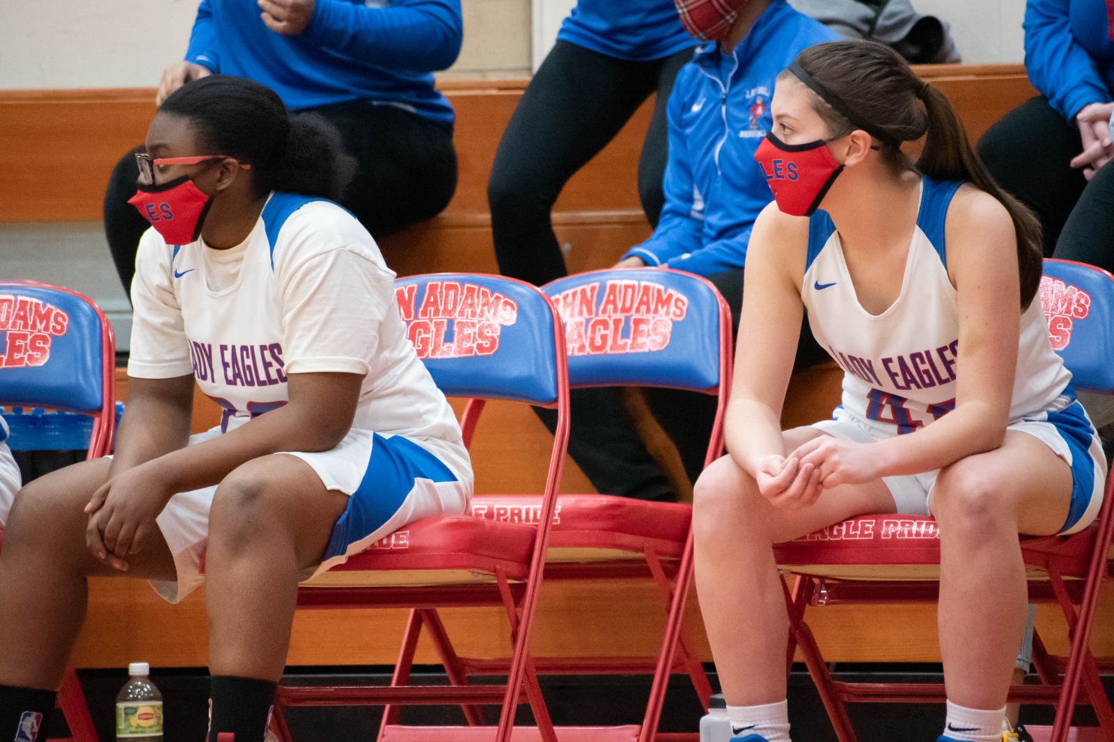 Girls JV Basketball vs Concord (Dec 15)