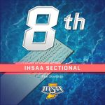 Boys Swimming Finishes 8th at IHSAA Sectional Finals