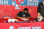 Makiah McCain Signs with Goshen College