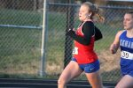 Girls Track and Field Loses to Elkhart