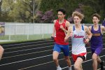 Boys Track and Field Marion Relays (April 17)