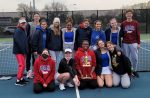 Girls Tennis Crowned Jimtown Invite Champs
